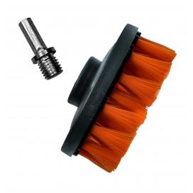 ADBL Twister Soft 100 mm szczotka do tapicerki