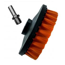 ADBL Twister Soft 125 mm szczotka do tapicerki