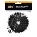 ADBL Twister Medium 100 mm szczotka do tapicerki