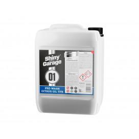 Shiny Garage TFR Pre-Wash Citrus Oil 5L - bezpieczny prewash