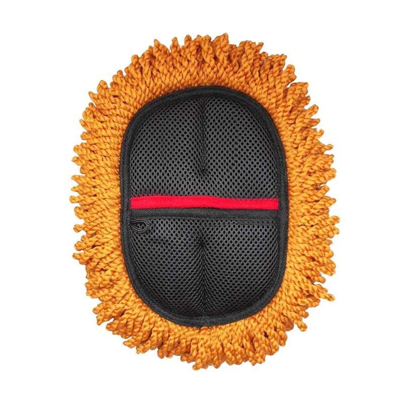 Prostaff Microfiber Mop Wiping Glove Lion's Mane - rękawica do mycia
