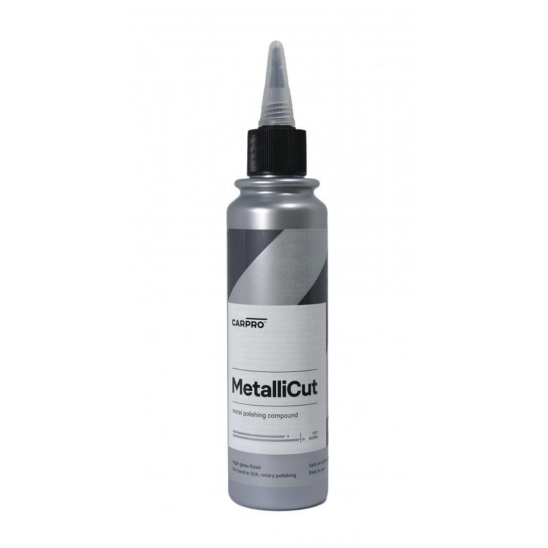 CarPro MetalliCut 150 ml pasta do polerowania metalu
