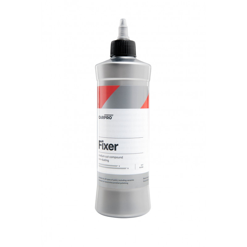 CarPro Fixer 1 step polish 500ml - pasta średnio ścierna