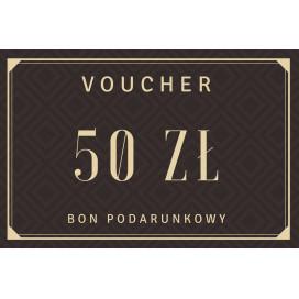 Voucher 50 zł  - Bon podarunkowy