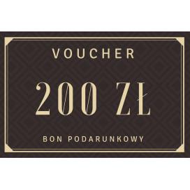 Voucher 200 zł  - Bon podarunkowy