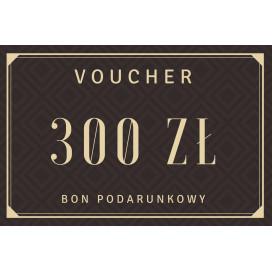 Voucher 300 zł  - Bon podarunkowy