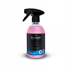 Deturner Hybrid Spray Wax 500ml Szybki wosk