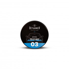 Deturner Solid Wax Carnauba & Quartz 50g Wosk z dodatkiem kwarcu
