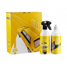 Shiny Garage Delta Integrale Limited Edition Kit - zestaw kosmetyków