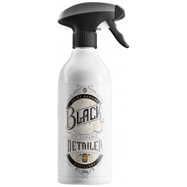 Shiny Garage ICY Black Edition Ceramic Detailer 500ml - zapach whisky