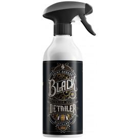 Shiny Garage Interior Quick Black Edition Detailer 500ml - o zapachu rumu