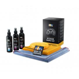 ADBL Interior Sample Set - zestaw kosmetyków i akcesoriów do pielęgnacji wnętrza
