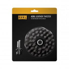 ADBL Leather Twister 100mm - szczotka do czyszczenia skóry