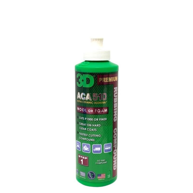 3D Car Care ACA 510 Rubbing Compound 237 ml