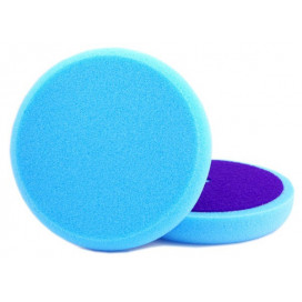 Monster Shine pad polerski twardy niebieski 150mm Hi Cutting Pad