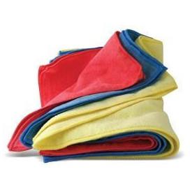 ValetPRO Budget Microfibre Cloth - delikatne mikrofibry 30x35cm