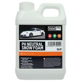 ValetPRO pH Neutral Snow Foam 5L - Bezpieczna piana aktywna