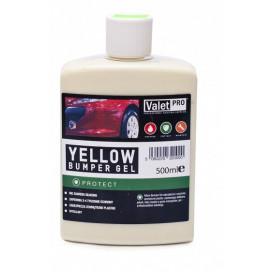 ValetPRO Yellow Bumper Gel 500 ml - odżywia zwnętrzne plastiki