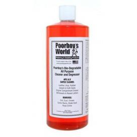 Poorboy's World All Purpose Cleaner & Degreaser 946ml - uniwersalny środek czyszczący APC