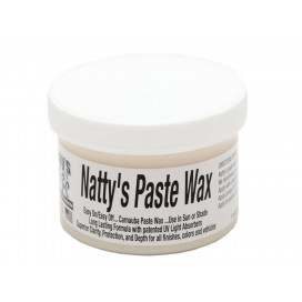 Poorboy's World Natty's Paste Wax - wosk do jasnych lakierów