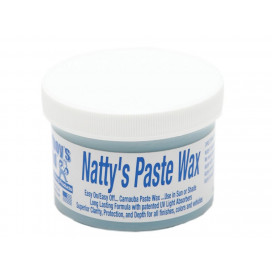 Poorboy's World Natty's Paste Wax Blue - wosk do ciemnych lakierów
