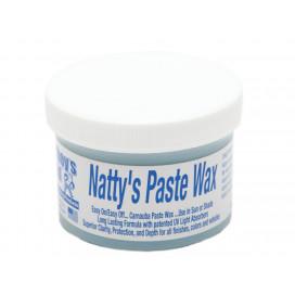 Poorboy's World Natty's Paste Wax Blue - wosk do ciemnych lakierów