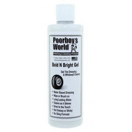 Poorboy's World Bold N Bright Gel 473ml - dressing żelowy do opon
