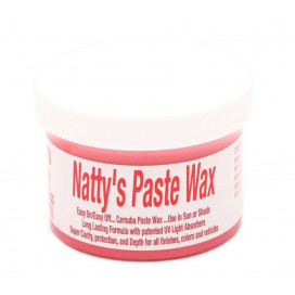 Poorboy's World Natty?s Paste Wax Red - niesamowity połysk i wet look