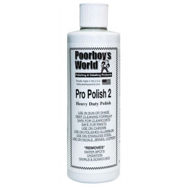 Poorboy's World Pro Polish2 473ml - cleaner lekko ścierny