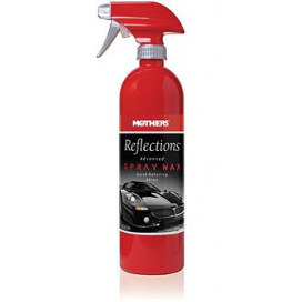 Mothers Reflections Spray Wax 710ml - wosk w sprayu