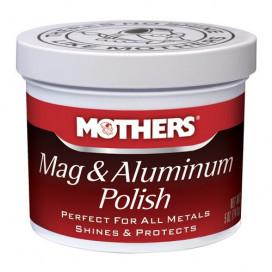 Mothers Mag & Aluminum Polish 141g - pasta do polerowana aluminium