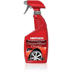 Mothers Pro-Strenght Chrome Wheel Cleaner 710ml - środek do czysczenia felg chromowanych