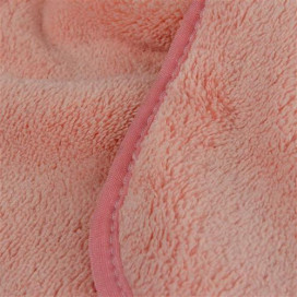SmartWax Pink Premium Microfiber Towel 40x40cm - puszysta mikrofibra