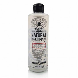 Chemical Guys Natural Shine Dressing 473ml - dressing do plastiku, winylu i gumy