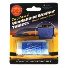 303 Instant Windshield Washer Tablets 5 szt. - tabletki tworzące płyn do spryskiwaczy