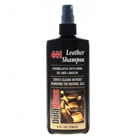 Duragloss 441 Leather Shampoo 237ml - środek do czyszczenia i pielęgnacji skóry