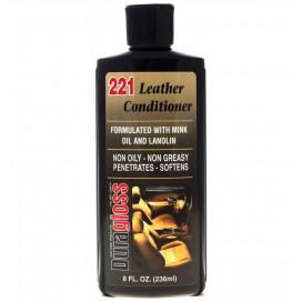 Duragloss 221 Leather Conditioner 237ml - konserwacja skóry
