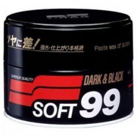 Soft99 Dark & Black Wax 300g - wosk do ciemnych lakierów