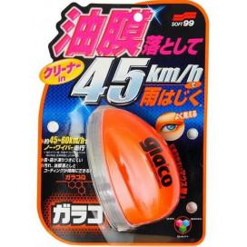 Soft99 Glaco Q 70 ml - niewidzialna wycieraczka od 45 km/h