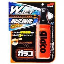 Soft99 Glaco W JET - zabezpieczenie szyb