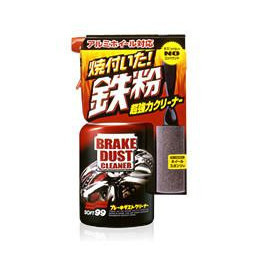 Soft99 Brake Dust Cleaner Kit 400ml - zestaw do czyszczenia felg