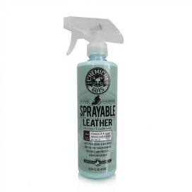 Chemical Guys Sprayable Leather Conditioner & Cleaner in One - odżywi i zabezpieczy skórę