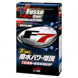 Soft99 Fusso Coat F7 All Colours  300ml - powłoka ochronna do wszystkich lakierów