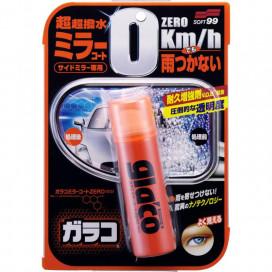 Soft99 Glaco Mirror Coat ZERO 40ml - powłoka hydofobowa na lusterka