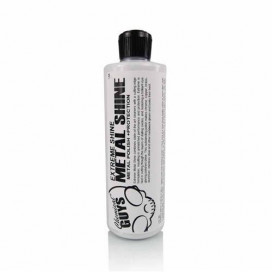 Chemical Guys Metal Shine Extreme Polish & Protection 476 ml - polerowanie elementów metalowych