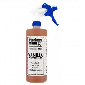 Poorboy's World  Air Freshener - Vanilla  946ml - odświeżacz powietrza