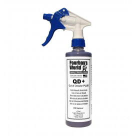 Poorboy's World QD+ 473ml - quickdetailer